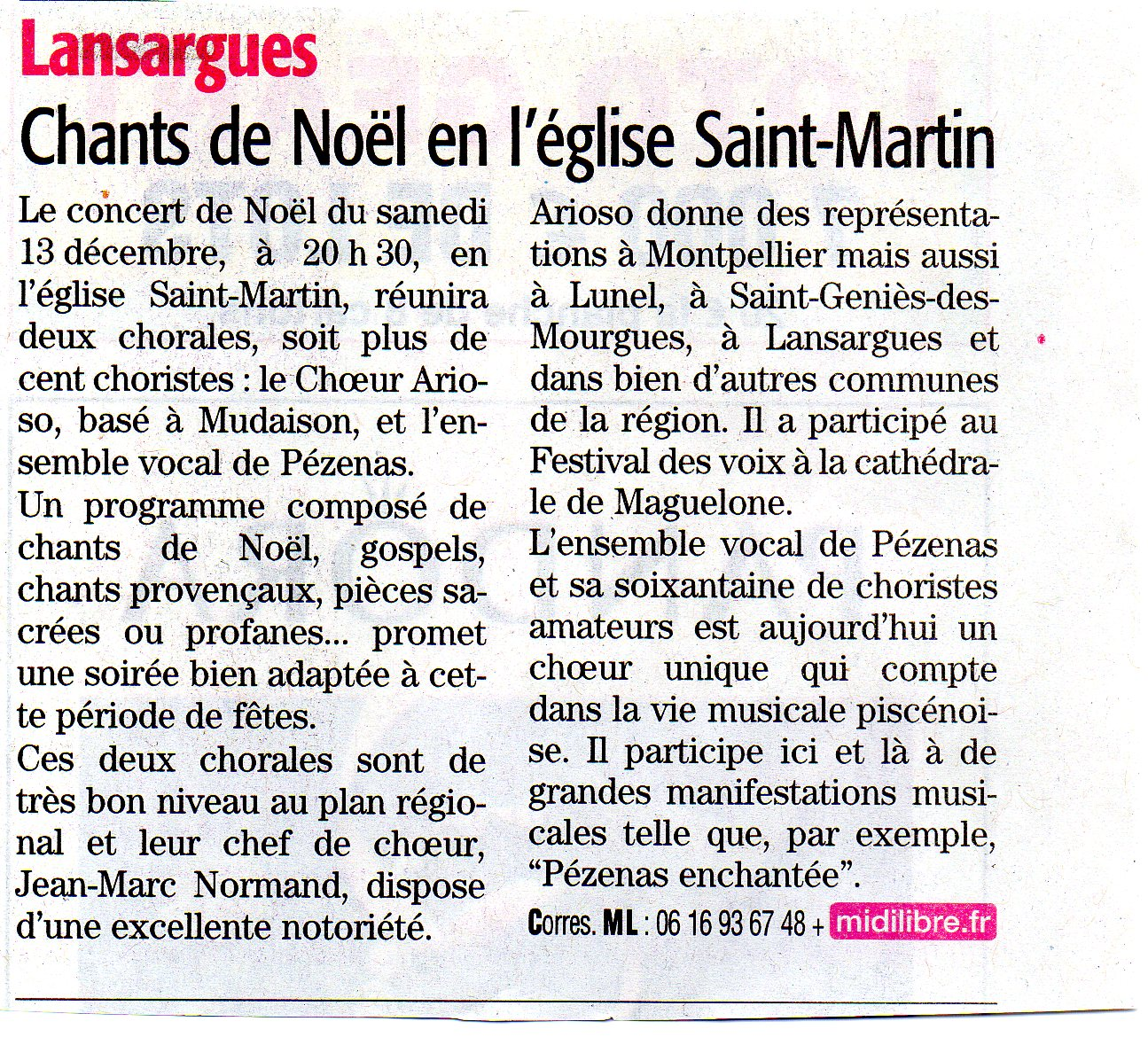 ML Lansargues 3 dec 2014